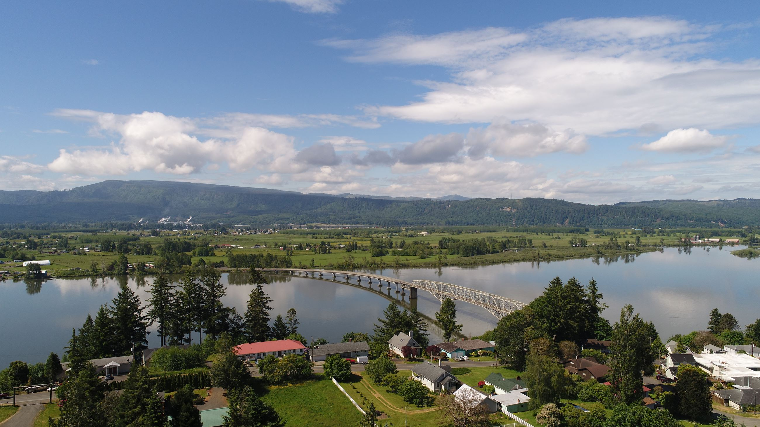 Town of Cathlamet Overview