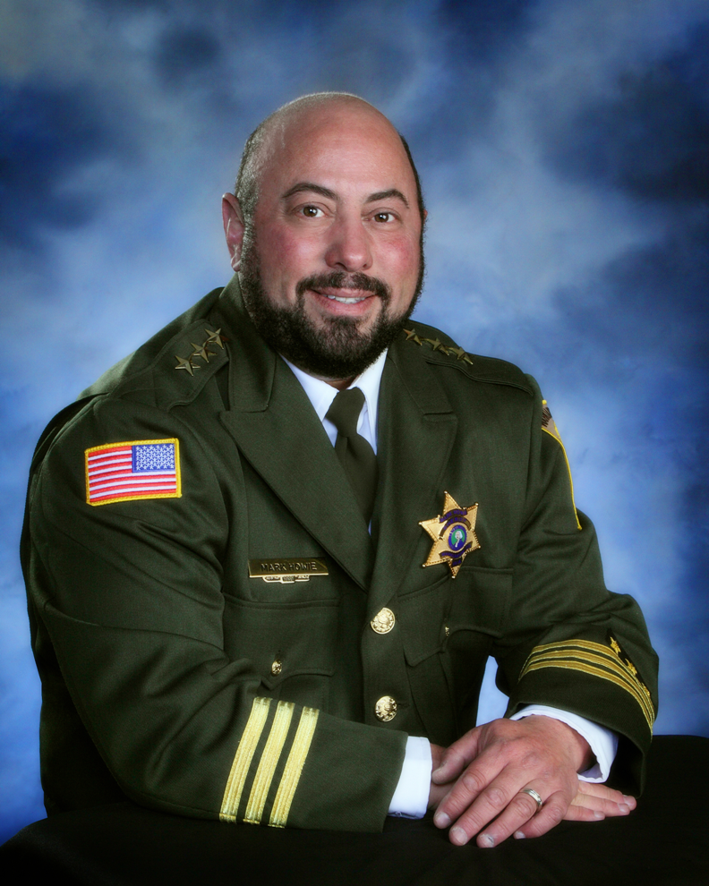 Sheriff Mark C. Howie