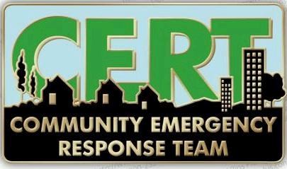 Community Emergency Response logo